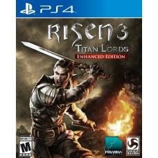 Risen 3: Titan Lords — Полное издание (PS4)