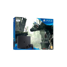 Sony Playstation 4 Slim 1Tb Black Игровая консоль + The Last Guardian