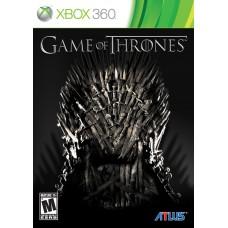 Game of Thrones (Игра престолов) (Xbox 360)