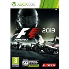 F1 2013 (formula 1) (Xbox 360)