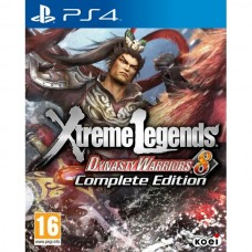 Dynasty Warriors 8 Xtreme Legends. Complete Edition