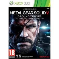 Metal Gear Solid V: Ground Zeroes для Xbox 360
