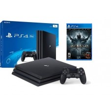 Sony PlayStation 4 Pro (1TB) + DIABLO 3: REAPER OF SOULS