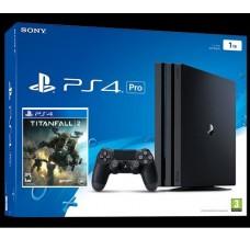 Sony PlayStation 4 Pro (1TB) + Titanfall 2