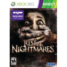 KINECT Rise of Nightmares (Xbox 360)