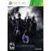 Resident Evil 6 Xbox 360)