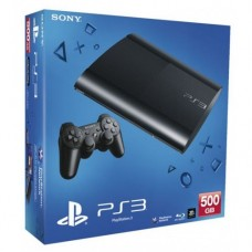Playstation 3 (500 Gb) + Dual Shock 3