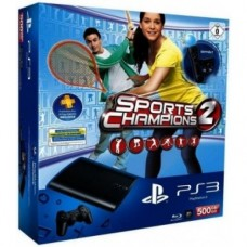 Playstation 3 (500 Gb) Super Slim + PS Move + Праздник Спорта 2