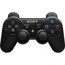 Геймпад беспроводной Sony Dualshock 3 Wireless Controller Black