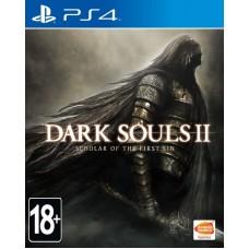 DARK SOULS II: SCHOLAR OF THE FIRST SIN (PS4)