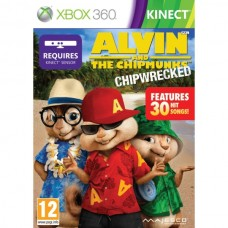KINECT Alvin and the Chipmunks (Xbox 360)