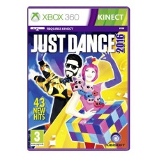 KINECT Just Dance 2016