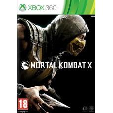 Mortal Kombat X (Релиз игры для Xbox 360 не состоялся)