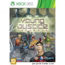 Young Justice: Наследие (Xbox 360)