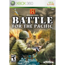 The History Channel: Battle for the Pacific (Xbox 360)