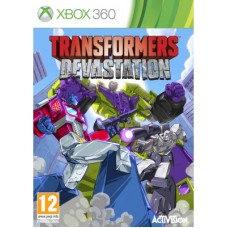 Transformers:Devastation (Xbox 360)