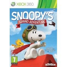 Snoopy's: Grand Adventure