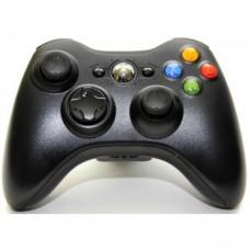 Геймпад беспроводной Xbox 360 Wireless Controller Black