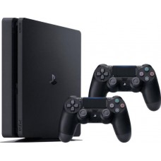 Sony Playstation 4 Slim 500 GB Black Игровая консоль + Dualshock 4 V2
