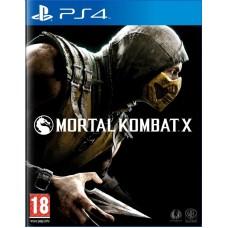 MORTAL COMBAT X (PS4)