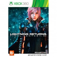Final Fantasy XIII: Lightning Returns (Xbox 360)