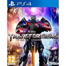 Трансформеры: Битва за Темную Искру