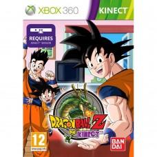 Dragon Ball Z for Kinect (Xbox 360)