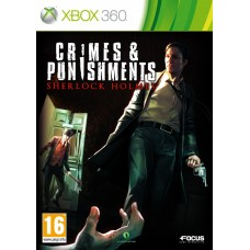 Sherlock Holmes: Crimes and Punishments (Xbox 360)
