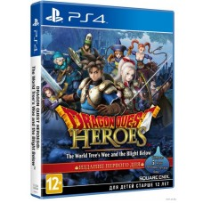 Dragon Quest Heroes: The World Tree Woe and the Blight Below
