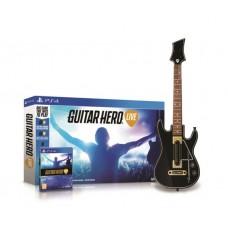 Guitar Hero Live Bundle .Гитара + игра (PS4)