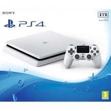 Sony Playstation 4 Slim 1TB White Игровая консоль