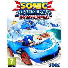 Sonic & All-Star Racing Transformed (Xbox 360)