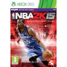 NBA 2K15 для Xbox 360