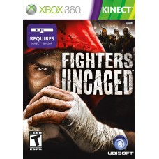 KINECT Fighters Uncaged