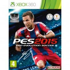 Pro Evolution Soccer 2015 для Xbox 360