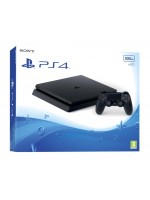 Sony Playstation 4 Slim 500 GB Black Игровая консоль